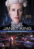 Cover image for Janet King. Series 1 [videorecording DVD] : the enemy within