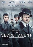 Cover image for The secret agent. Season 1, Complete [videorecording DVD]