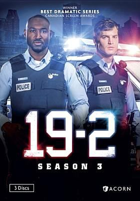 Cover image for 19-2. Season 3, Complete [videorecording DVD]