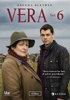 Cover image for Vera. Set 6, Complete [videorecording DVD]