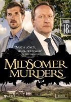 Cover image for Midsomer murders. Series 18, Complete [videorecording DVD].