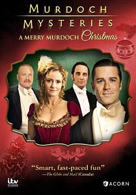 Cover image for A merry Murdoch Christmas [videorecording DVD]