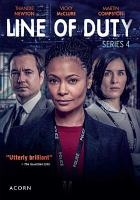 Cover image for Line of duty. Series 4, Complete [videorecording DVD].