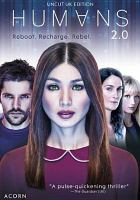Cover image for Humans. Season 2, Complete [videorecording DVD]