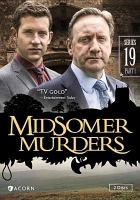 Cover image for Midsomer murders. Series 19, part 1 [videorecording DVD]