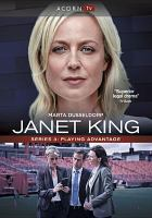 Cover image for Janet King. Series 3 [videorecording DVD] : Playing advantage