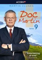 Cover image for Doc Martin. Season 9, Complete [videorecording DVD]
