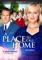 Cover image for A place to call home. Season 5, Complete [videorecording DVD]
