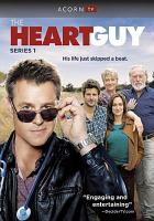 Cover image for The heart guy. Series 1, Complete [videorecording DVD]