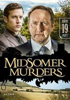 Cover image for Midsomer murders. Series 19 part 2 [videorecording DVD]