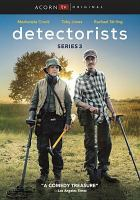 Cover image for Detectorists. Season 3, Complete [videorecording DVD]