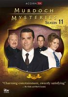 Cover image for Murdoch mysteries. Season 11, Complete [videorecording DVD]