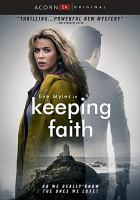 Cover image for Keeping Faith. Series 1, Complete [videorecording DVD]