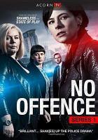 Imagen de portada para No offence. Series 1, Complete [videorecording DVD]