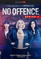 Cover image for No offence. Series 2, Complete [videorecording DVD]