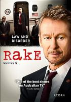 Cover image for Rake. Series 5, Complete [videorecording DVD]