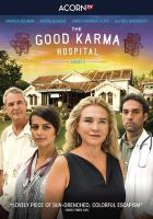 Cover image for The good karma Hospital. Season 3, Complete [videorecording DVD]