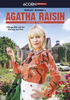 Cover image for Agatha Raisin. Season 3, Complete [videorecording DVD]