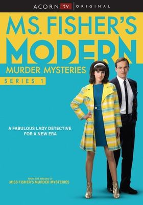 Cover image for Ms. Fisher's modern murder mysteries. Series 1, Complete [videorecording DVD]
