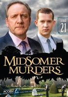 Cover image for Midsomer murders. Series 21, Complete [videorecording DVD]