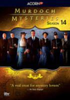 Imagen de portada para Murdoch mysteries. Season 14, Complete [videorecording DVD]