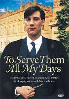 Cover image for To serve them all my days