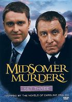 Cover image for Midsomer murders. Set 03