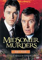 Cover image for Midsomer murders. Set 05