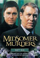 Cover image for Midsomer murders. Set 06