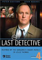 Cover image for The last detective. Season 4, Complete