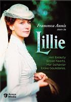 Cover image for Lillie. Volume 1
