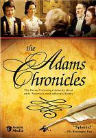 Imagen de portada para The Adams chronicles