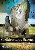 Cover image for Children of the stones