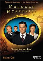Cover image for Murdoch mysteries. Season 1, Disc 1