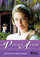 Cover image for A village affair [videorecording DVD]