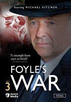 Imagen de portada para Foyle's war. Season 3, Complete [videorecording DVD]
