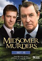 Cover image for Midsomer murders. Set 15