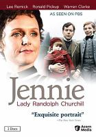 Cover image for Jennie Lady Randolph Churchill