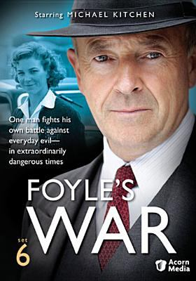 Cover image for Foyle's war. Season 6, Disc 1 The Russian house