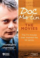Cover image for Doc Martin the movies