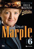 Cover image for Agatha Christie Marple. Series 6, Complete [videorecording DVD]