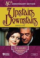 Cover image for Upstairs, downstairs. Season 5, Complete