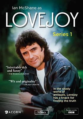 Cover image for Lovejoy. Season 1, Complete [videorecording DVD]