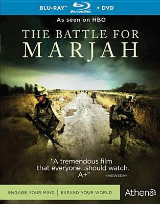 Cover image for The battle for Marjah