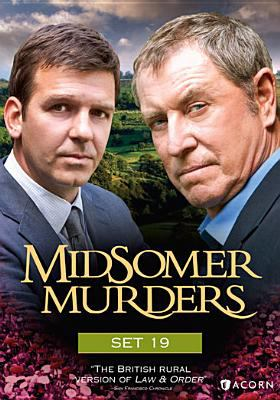 Cover image for Midsomer murders. Set 19