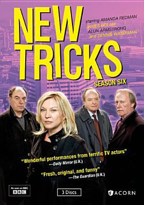 Cover image for New tricks. Season 06, Complete [videorecording DVD]