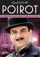 Cover image for Poirot. Season 3, Complete