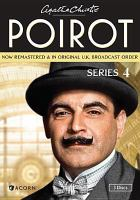 Imagen de portada para Poirot. Season 4, Complete