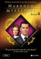 Cover image for Murdoch mysteries. Season 4, Complete [videorecording DVD]