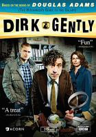 Cover image for Dirk Gently. Series 1, Complete [videorecording DVD] (Stephen Mangan version).